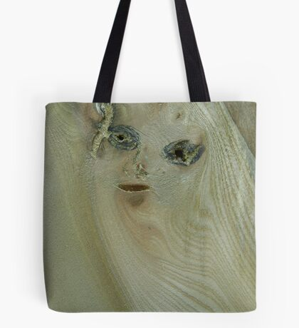 the girl in the wood (resemblance) Tote Bag