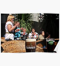 Guinness vs Smithwick´s Poster