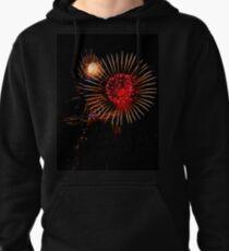 Burst of Fireworks - 1 Pullover Hoodie