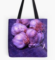 Stinking Roses Tote Bag