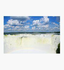 Devils Throat - Iguazu Falls Photographic Print