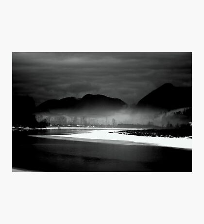 A Winter's Day Photographic Print