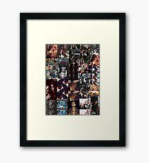 After stamp - hessa Framed Print