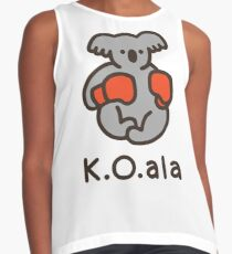 K.O.ala Sleeveless Top