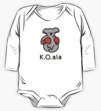 K.O.ala Long Sleeve Baby One-Piece