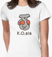 K.O.ala Fitted T-Shirt