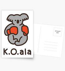 K.O.ala Postcards