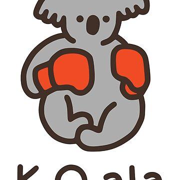 Koala von obinsun
