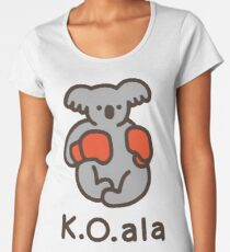 K.O.ala Premium Scoop T-Shirt