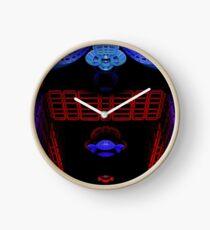 Reloj Bienvenido a la discoteca Tron