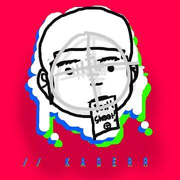 Premium Kaderr Head (Phones & Tablets) by kaderr-music
