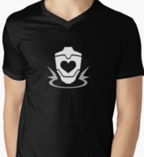 Apex Legends Lifeline Care Package Logo Men's V-Neck T-Shirt