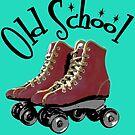 Old School Skates by Slinky-Reebs