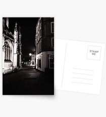 Lonely Night Postcards