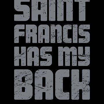 Catholisicm St Francis / Saint Francis Catholicism by EMDdesign
