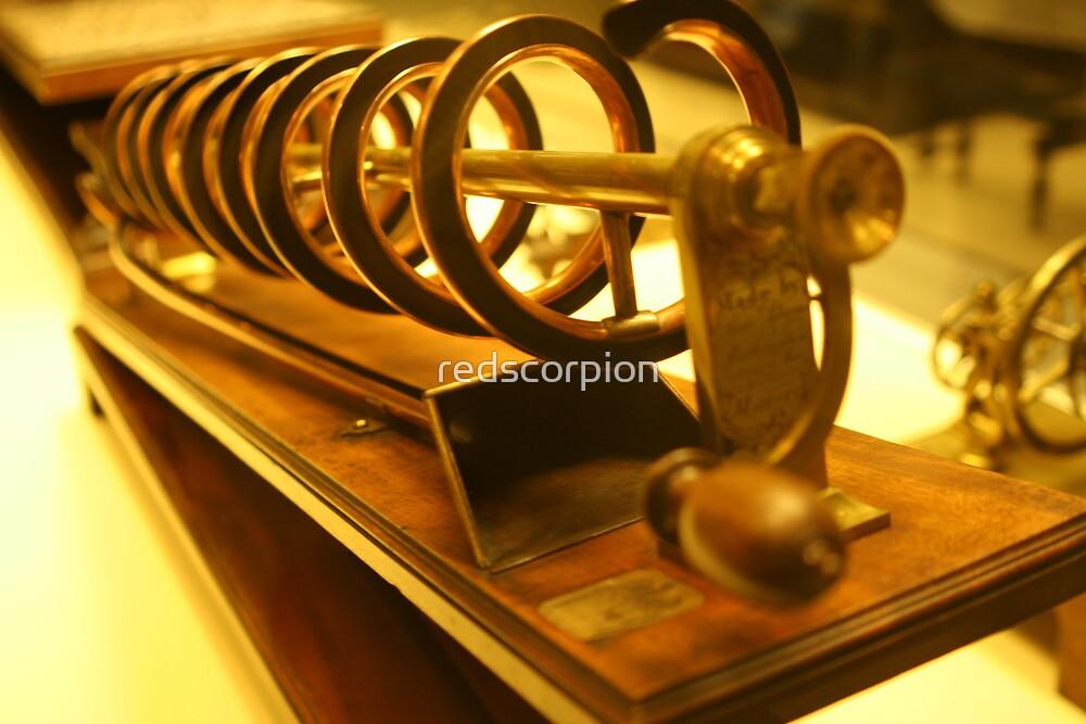 Archimedes screw by redscorpion