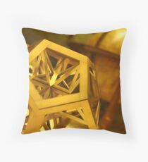 Multi-faceted Throw Pillow