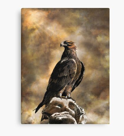 The Lord of the Skies Canvas Print