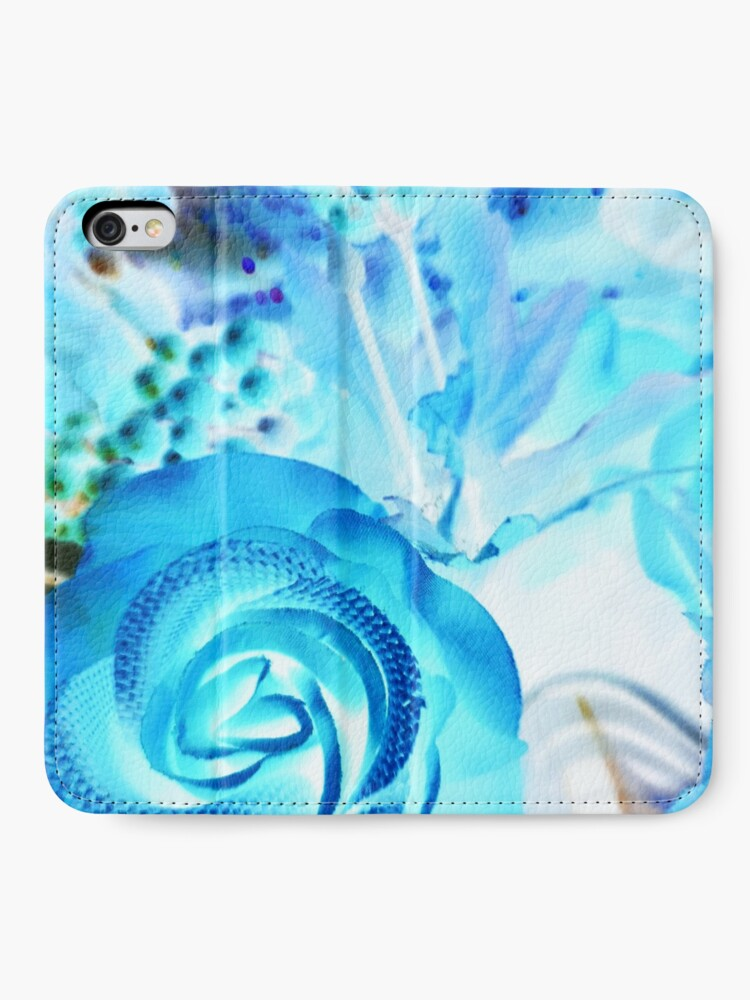 Alternative Ansicht von Disposition-Kontrast iPhone Flip-Case