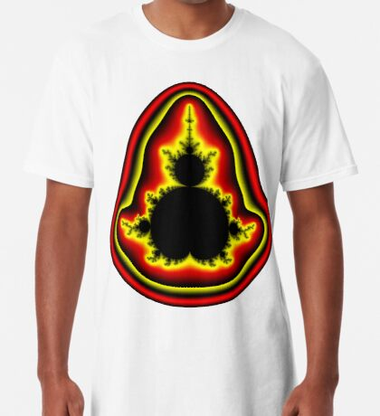 Mandelbrot  Long T-Shirt