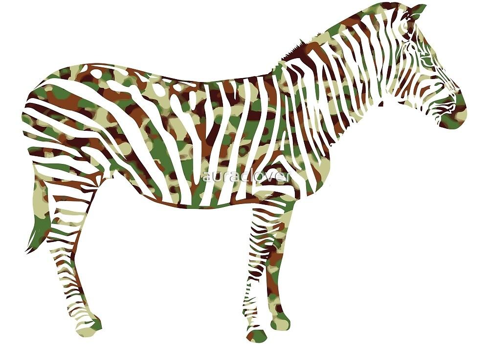 Zebra by auraclover