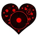 Vinyl Heart, Record love. by Wave Lords United