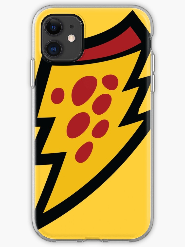 pizza delivery iPhone 11 case