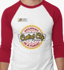 Central City Pizza - Delivery in a Flash! T-Shirt