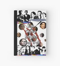 Teen Wolf Jumble Hardcover Journal