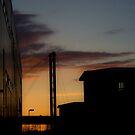 Campus Sunset by Darren Glendinning