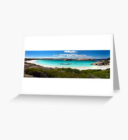 From the Bush to the Beach Greeting Card