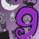 9 Lives by Monsterkidd