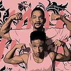 WILL SMITH x JADEN SMITH by DANIEL COLE