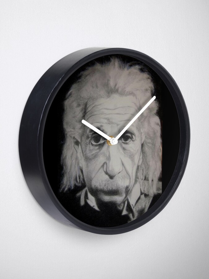 Vista alternativa de Reloj Einstein