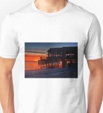 """Daybreak at Barwon Heads"" Unisex T-Shirt"