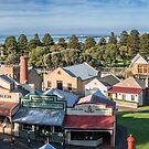 Flagstaff Hill panorama by Roger Neal