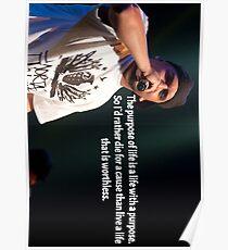 Purpose Of Life (Vertical) Poster