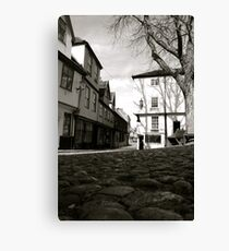 Elm Hill Canvas Print