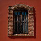 Shuttered Window by barkeypf
