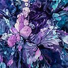 Violet smoke show  by LuxeBouquet