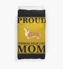 Proud Pembroke Welsh Corgi Mom - Pembroke Welsh Corgi Bettbezug
