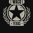 Waco Texas / Central TX Texas - Distressed by Matthew Shark
