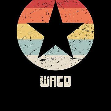 Waco Texas / Central TX Texas Resident by EMDdesign