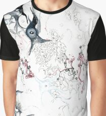 Your Brain on Surrealism Graphic T-Shirt