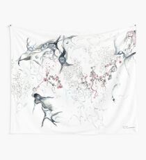 Your Brain on Surrealism Wall Tapestry