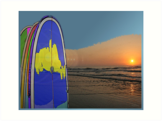 Beach art ... be13 by whiteygilroy