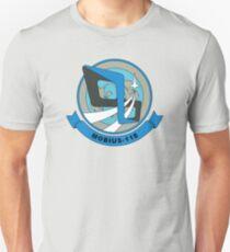 Camiseta unisex As Combat Mobius Squadron
