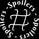 Hashtag Spoilers Tripoint Circle - White Version by a-ka-neArt