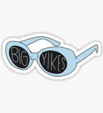 abb3ae754c clout goggles Sticker. Yikes Sticker