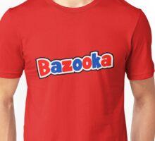 Bazooka retro bubble gum Unisex T-Shirt